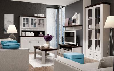 Aký typ obývacej steny vybrať?