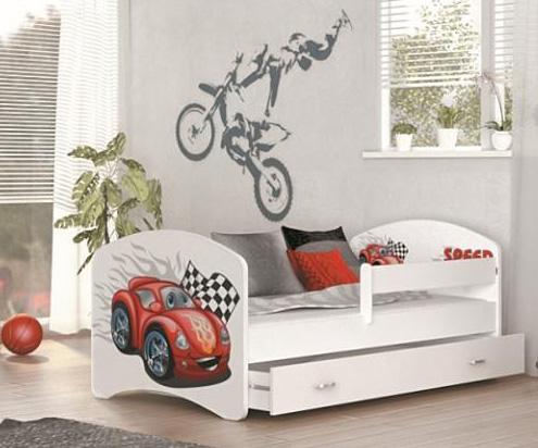 Ako vybrať správnu posteľ pre vaše dieťa?