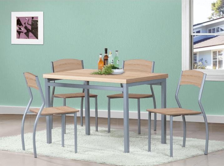 Tipy, ako si zariadiť jedáleň moderne