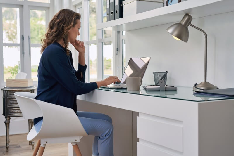 Ako si čo najlepšie vyskladať vysnívanú domácu kanceláriu