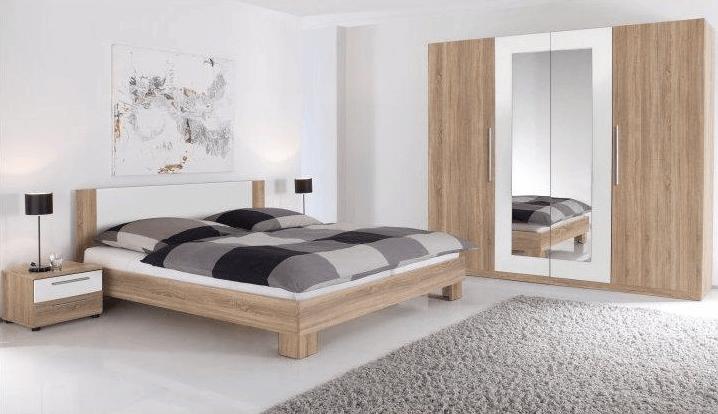 Ušetrite čas pri výbere nábytku do spálne – zvoľte si spálňový komplet