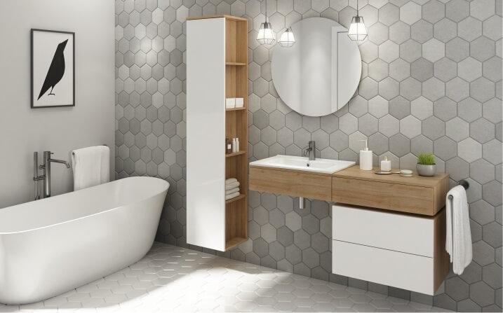 Štýlová kúpeľňa ako vizitka každej domácnosti