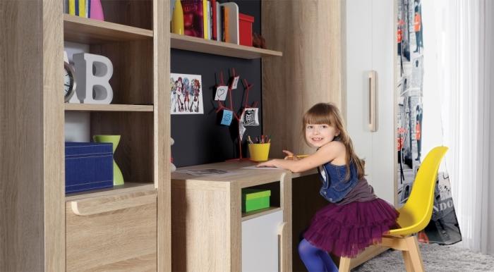 Sektorový nábytok do detskej izby