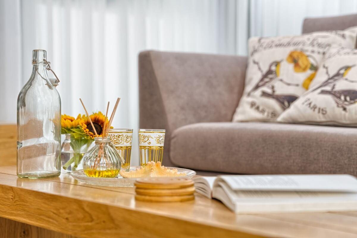 Ako umiestniť nábytok v obývačke podľa fengshui