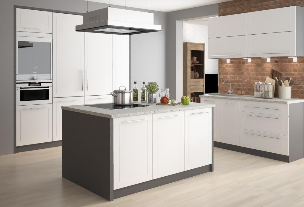 Kuchyňa a double systém