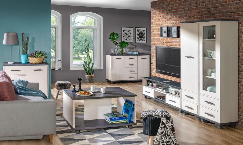 Sektorový nábytok do obývačky sa vám rokmi prispôsobuje