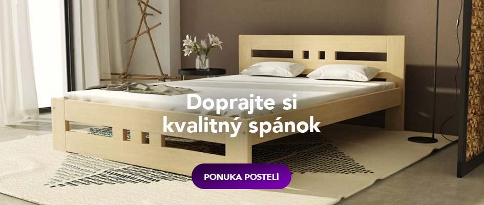 Doprajte si kvalitný spánok