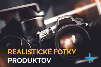 kvalitne fotky produktov
