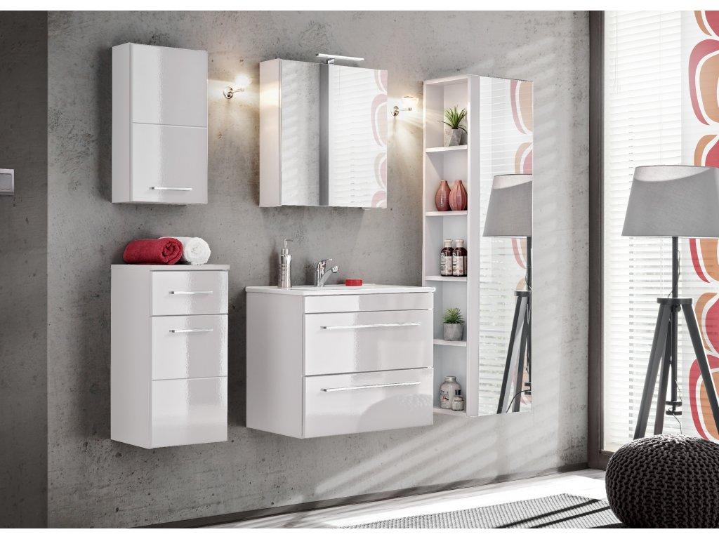 Kúpeľňa TWIST WHITE