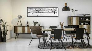 Luxusný sektorový nábytok