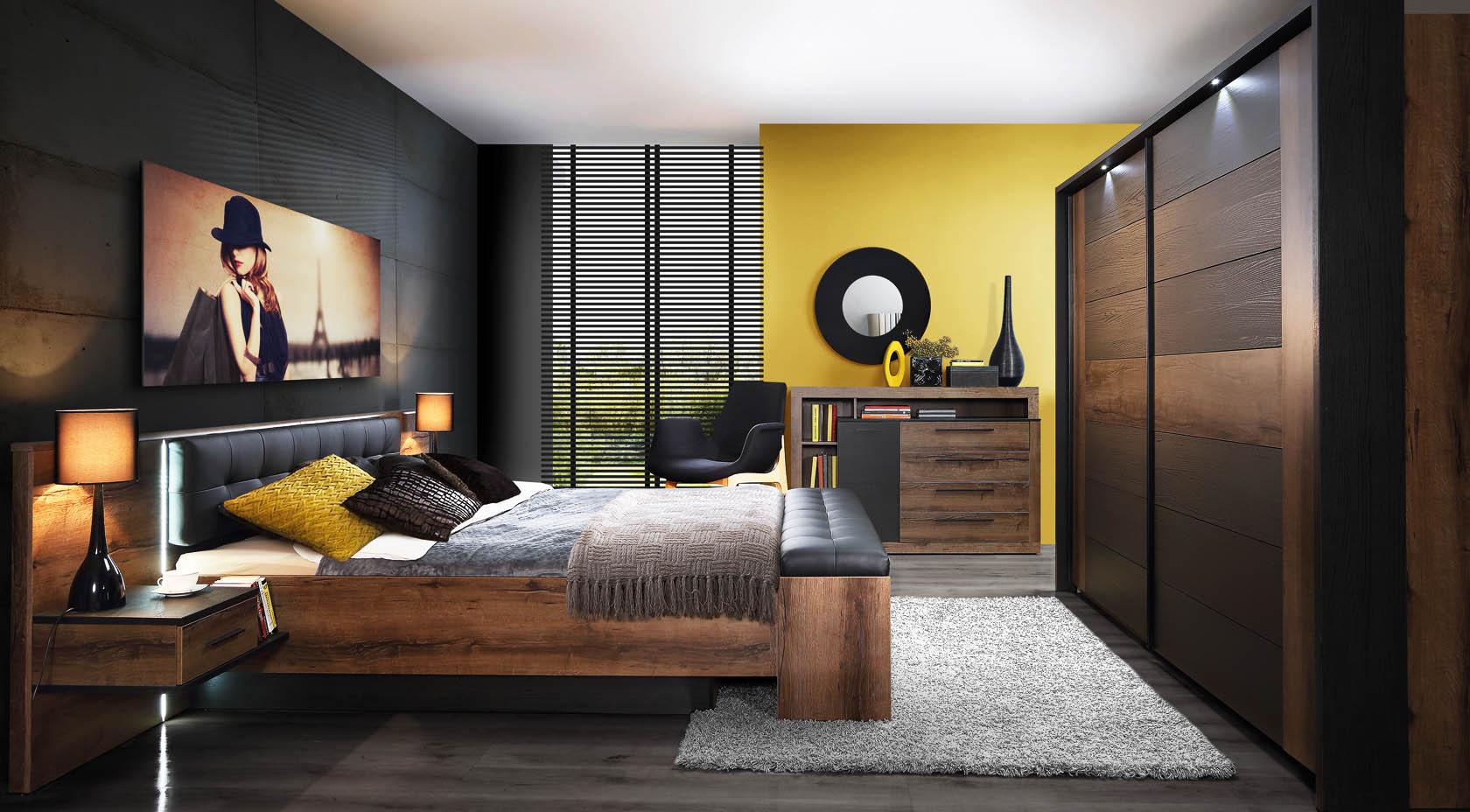 Sektorový nábytok Bellevue