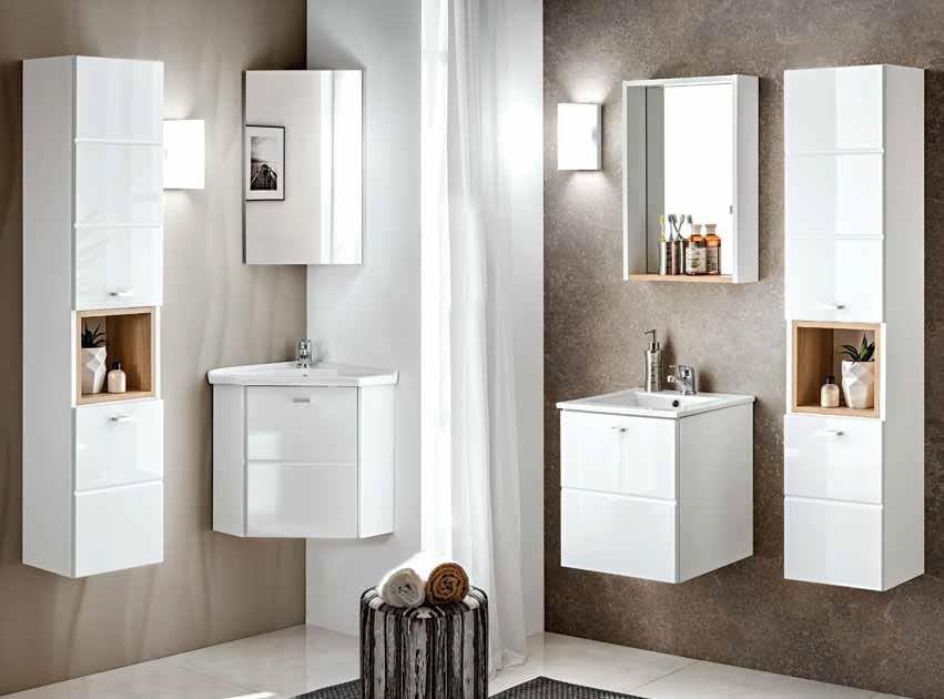 Kúpeľňa FINKA WHITE