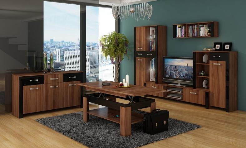 Sektorový nábytok Hugo