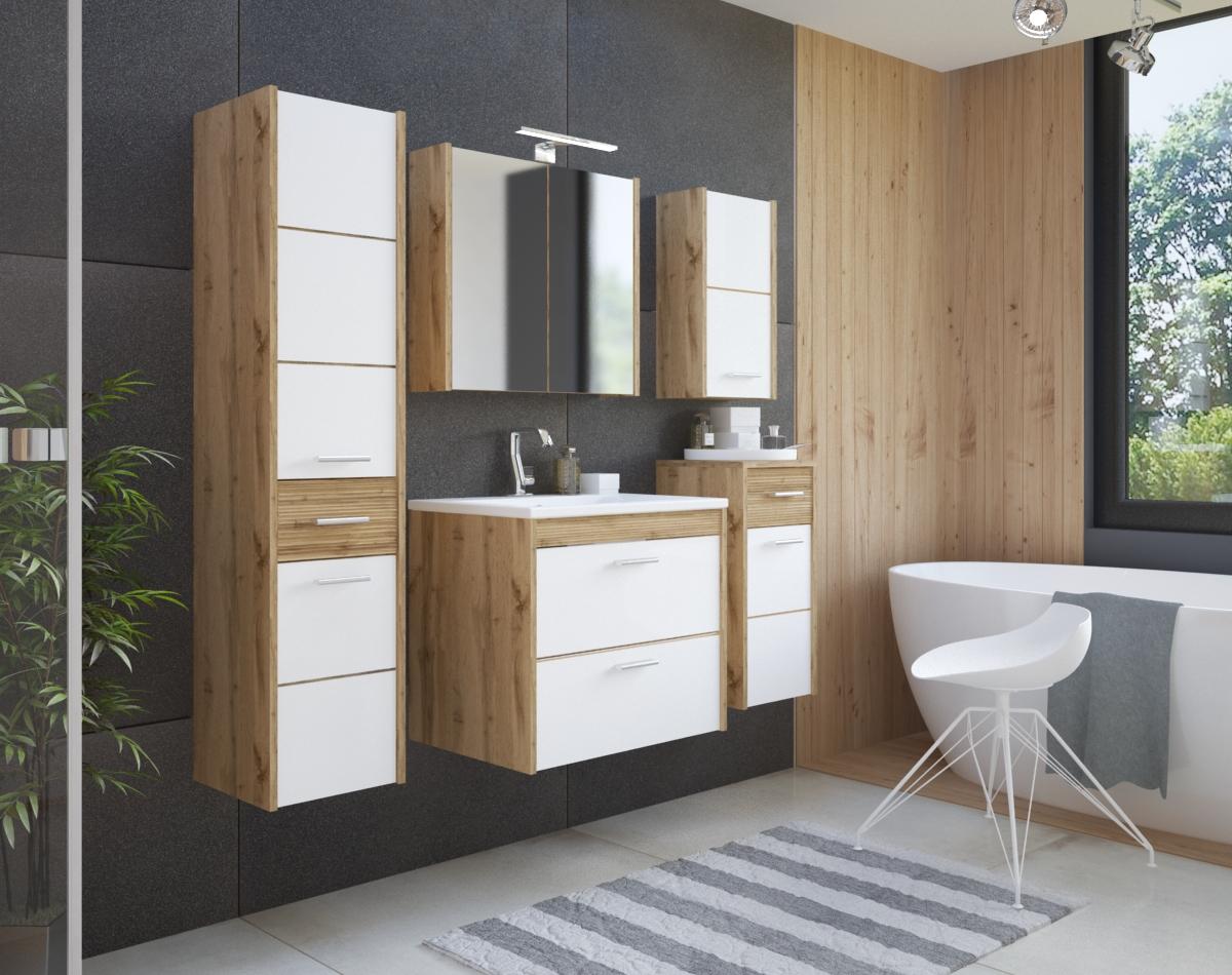Kúpeľňa IBIZA WHITE