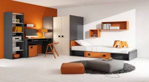 Sektorový nábytok Iks