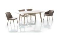Jedálenské stoly z lamina