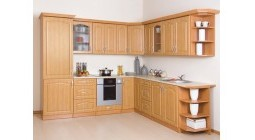 Kuchyňa Lora MDF klasik - jelša