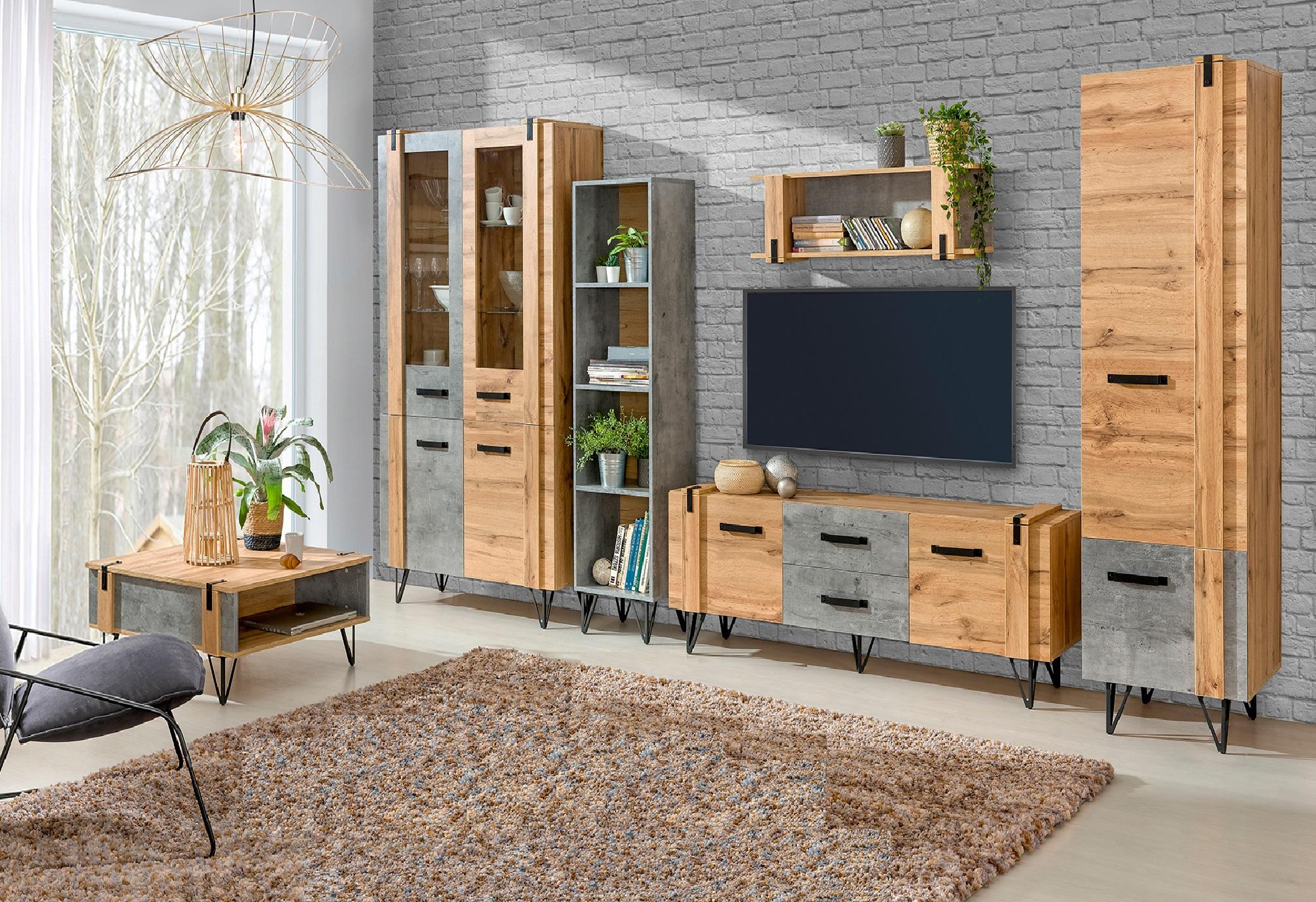 Sektorový nábytok Lofter