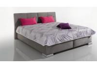 Manželské postele čalúnené