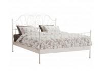 Manželské postele kovové