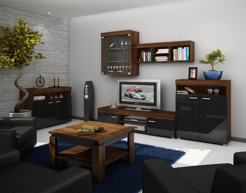 Sektorový nábytok Max