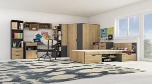 Sektorový nábytok Nano