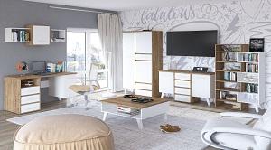 Sektorový nábytok Nordis