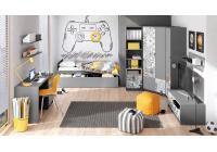 Sektorový nábytok Pok
