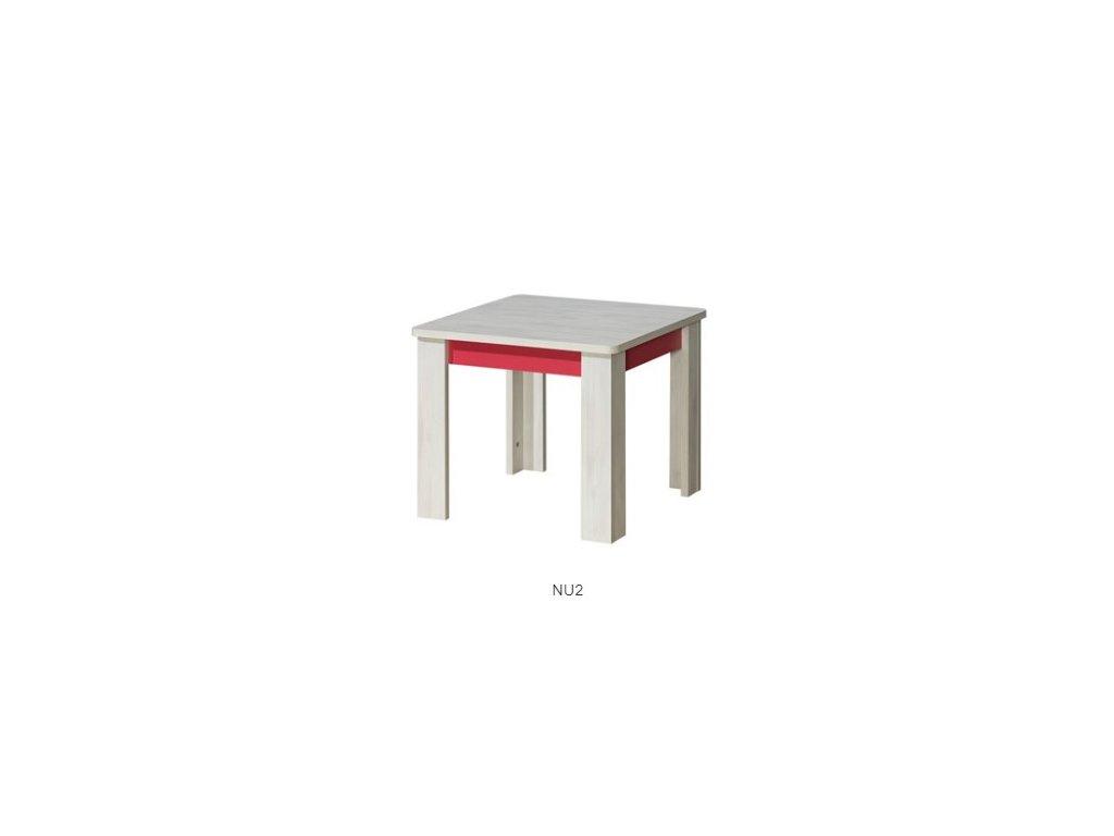 b9568e5d70fa Rozkošný detský stolík Nuki NU2 - omega-nabytok.sk
