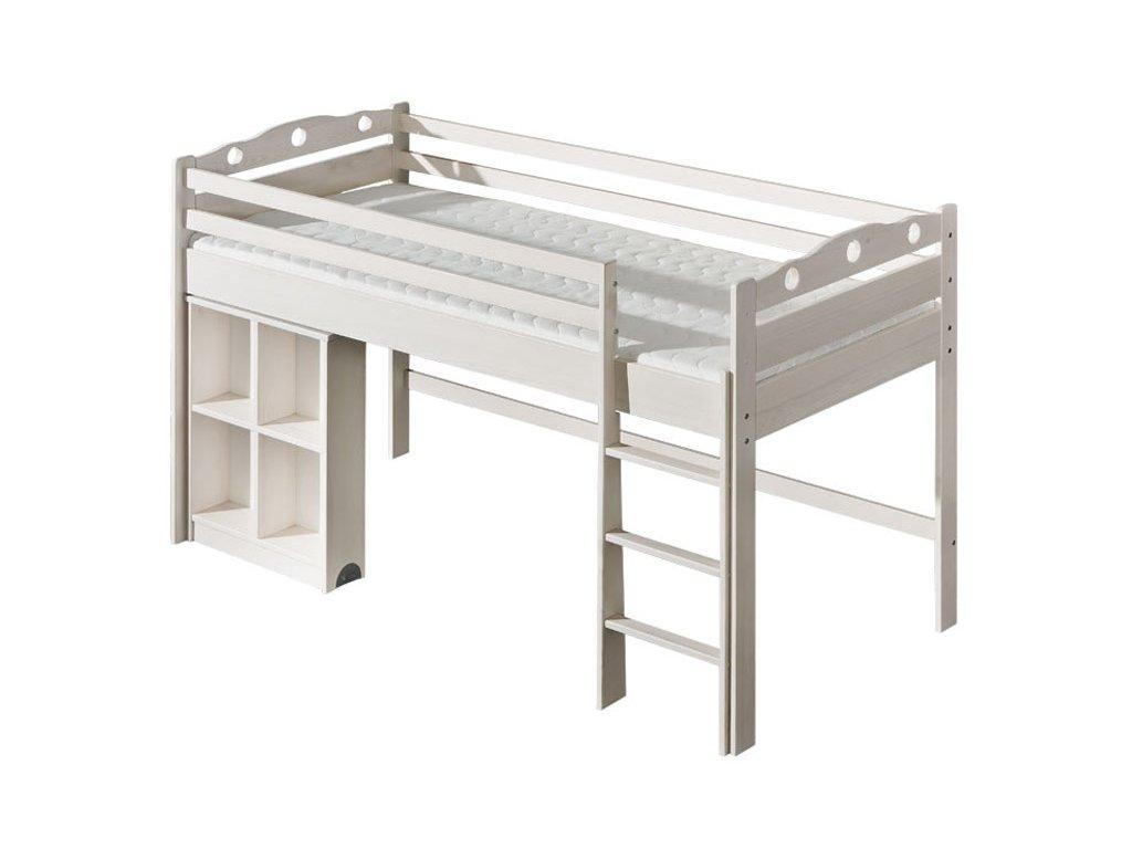 63fa2f0d3b9c6 Očarujúca detská vyvýšená posteľ Kamil - omega-nabytok.sk