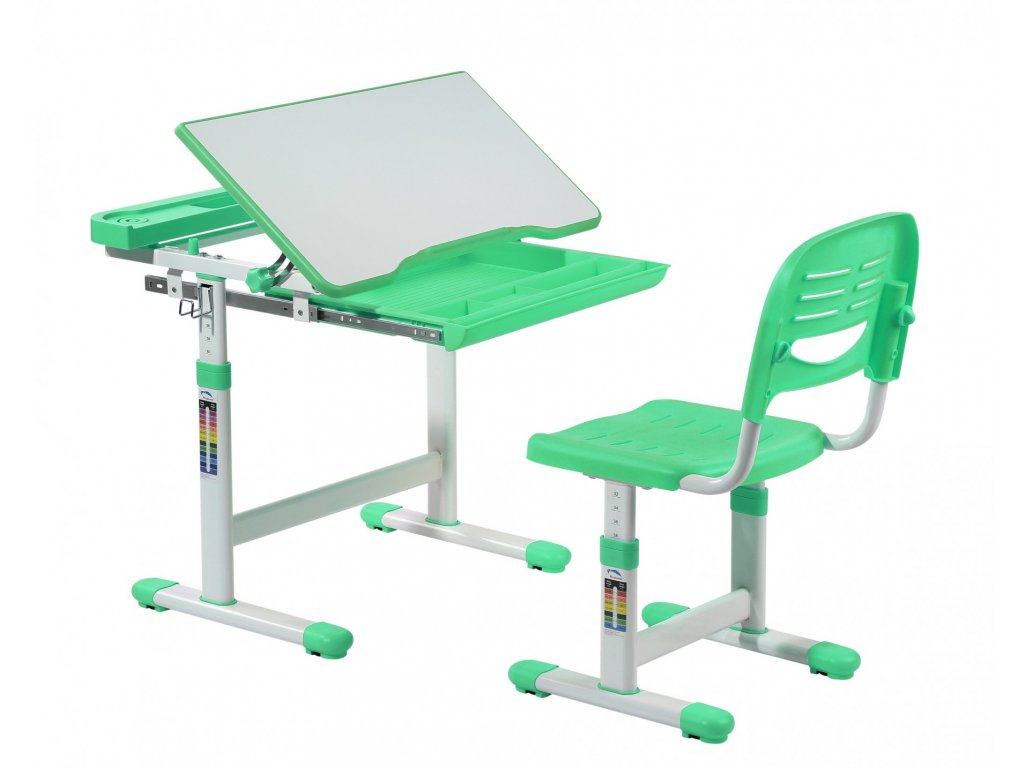 Rastúci stôl CANTARE + stolička