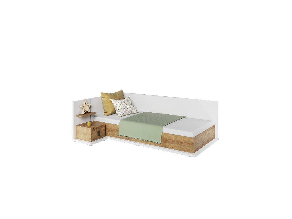 Massi posteľ 4