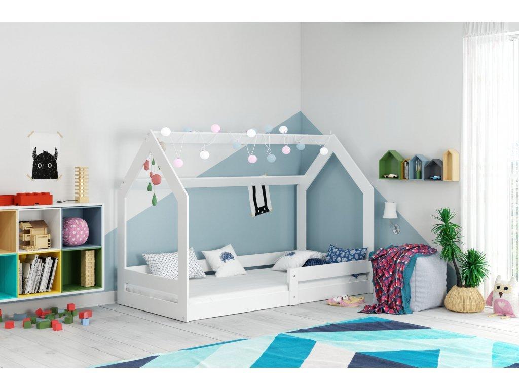 Detská posteľ DOMČEK 1