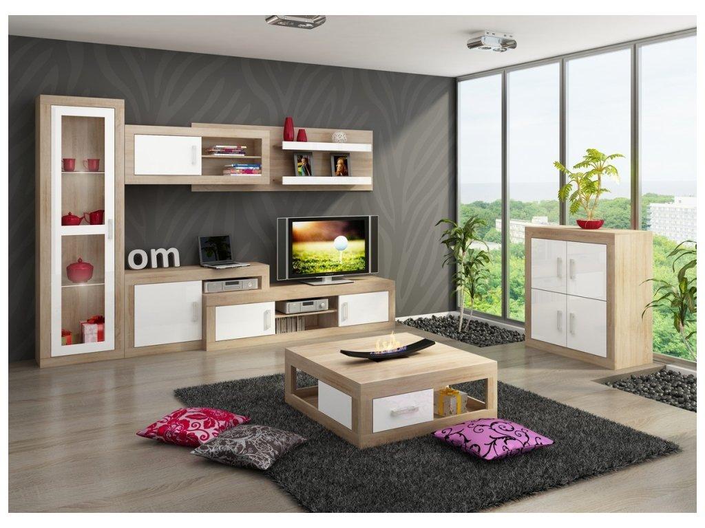 Obývacia stena Verin 3 WIP