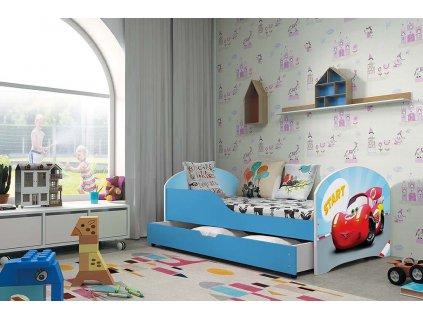 detská posteľ Timi 1