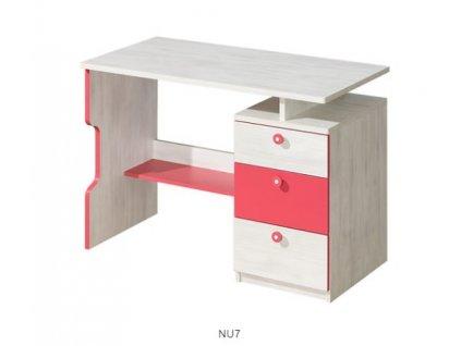 Písací stôl Nuki NU07