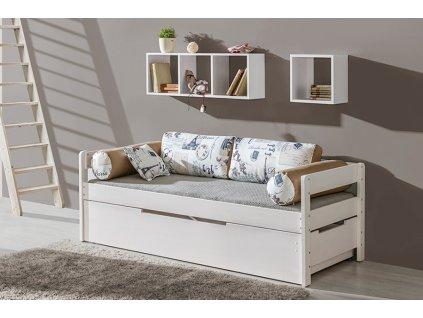 Detská posteľ borys 6