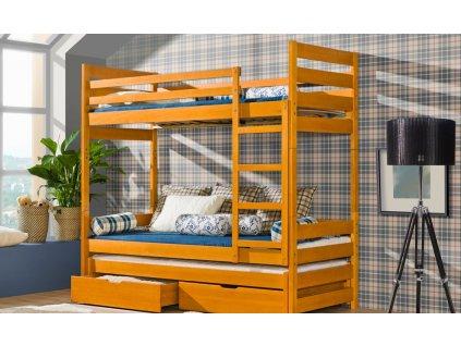 Detská poschodová posteľ Filip 1