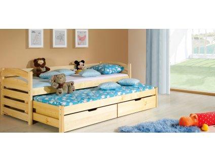 Detská posteľ Tolek 1