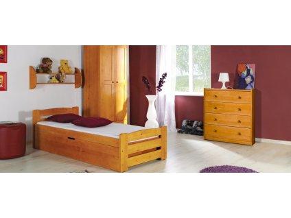 Detská posteľ Lolek 2