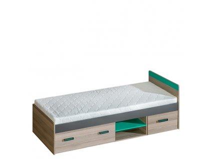 Manželská posteľ Ultimo U7