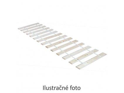 Rolovaný rošt, 140x200 cm,  PLAZA