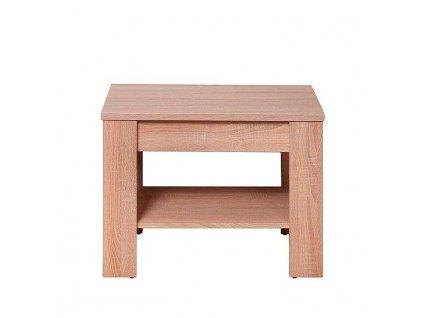 Konferenčný stolík typ 18, dub sonoma, GRAND