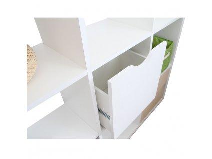 Zásuvka, biela, TOFI BOX NEW