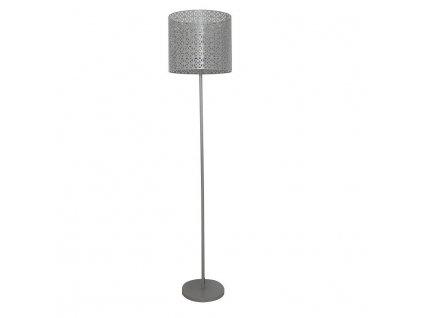 Stojacia lampa, sivá, JADE TYP 9 8095-32