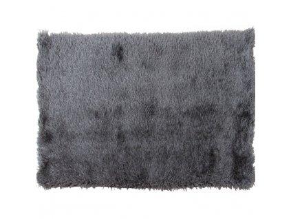 Koberec sivý, 140x200, KAVALA