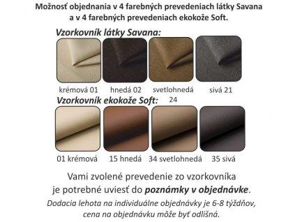 Rohová sedacia súprava, biela/čierna, ľavá, MARBELA