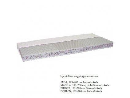 Matrac, 183x200, CATANIA ECO ATYP