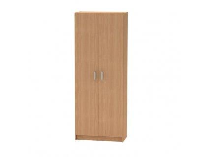 2-dverová skriňa, policová, buk, BETTY 7 BE07-004-00
