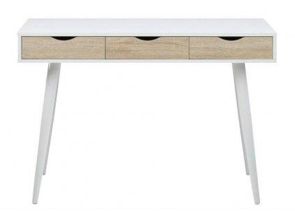 Písací stôl NEPTUN - prírodný